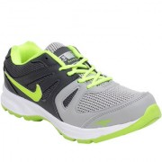 Look Hook Aerofax Men Green Lace-up Training Shoes