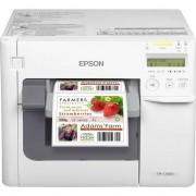 Imprimanta de etichete color Epson ColorWorks TM-C3500, Ethernet, auto-cutter