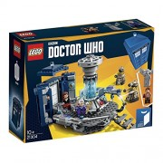 Lego Doctor Who Assembly Kit - 21304 [Parallel import goods]