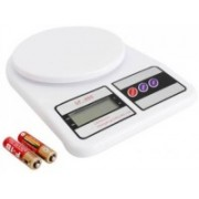 Mezire Special home SF 22V400P Trendy & Exclusive Weighing Scale (White) Weighing Scale(White)