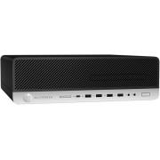 Calculator Sistem PC HP EliteDesk 800 G4 SFF (Procesor Intel® Core™ i5-8500 (9M Cache, up to 4.10 GHz), Coffee Lake, 8GB, 256GB SSD, Intel® UHD Graphics 630, Win10 Pro)