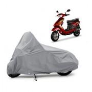 AutoAge Two Wheeler Red+Black Cover for Yo Bike Yo Spark