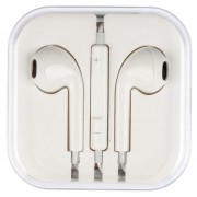 Auriculares In-ear Para Celular IPhone IPod Touch IPod Mini - Blanco