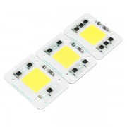 High Power 20W 30W 50W White/Warm white LED COB Light Chip for DIY Flood Spotlight AC220V