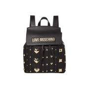LOVE Moschino Love and More Backpack Black