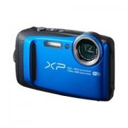 Fujifilm FinePix XP120 Fotocamera Digitale, Sensore CMOS da 16MP, Zoom Ottico 5x, Impermeabile 20 mt, Stabilizzatore Meccanico, Batteria al Litio, Blu