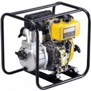 "Motopompa KIPOR KDP 40E, 8.6 CP, 4 "", diesel"