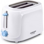 Eveready PT103 750 W Pop Up Toaster(White)