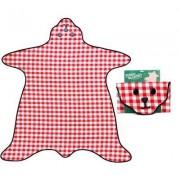 geschenkidee.ch Picknick-Decke Red Bear