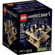 LEGO 21107 Micro World, Microworld The End (Minecraft)