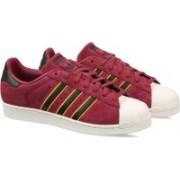 Adidas Originals SUPERSTAR Sneakers For Men(Red)