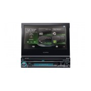 DVD Player Auto 1 DIN cu Display Touchscreen de 7 inch Rabatabil Audiovox - BLO-VXE-3010