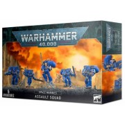Warhammer 40.000 - AA Space Marine Assault Squad