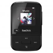SanDisk Clip Sport Go MP3 16GB Preto