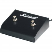 Marshall PEDL91004 2-Way Footswitch incl. Sticker Labels