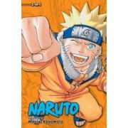 Naruto 3-In-1 V06: Includes Vols. 16, 17 & 18, Paperback