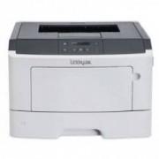 Imprimanta Laser Lexmark MS410DN Refurbished 38ppm duplex retea