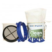 Go Paint Clean and Go System compleet