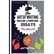 The Art of Writing English Literature Essays: For A-Level and Beyond, Paperback/Michael Meally