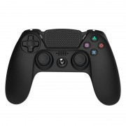 Omega Gamepad Charge For PS4 And PC Bluetooth - безжичен геймпад за PS4 и PC с Bluetooth (черен)