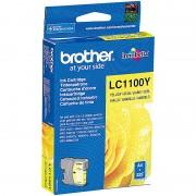 Brother Original Tintenpatrone LC1100Y, yellow