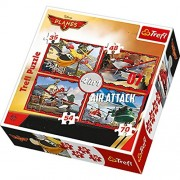 Trefl Puzzle Slagalica 4u1 Planes In Action (34230)