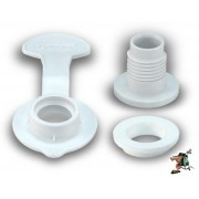 Coleman Drain Assembly (Polylite & Steelbelted)