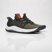Adidas Dame D.o.l.l.a. Night Cargo F15/Core Black/Hi-Res Red S18