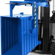 R+R Industrietechnik Traverse für Stapelkipper Typ RST-50 RAL 5010 Enzianblau
