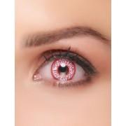 Vegaoo.es Lentillas fantasía ojo inyectado de sangre adulto Halloween