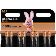 Duracell Plus Power AA 8-pack (MN1500B8)