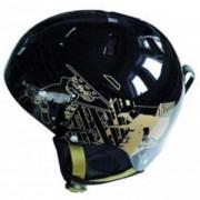 Зимна каска SPARTAN, размер M, черна, S13562-Mblack