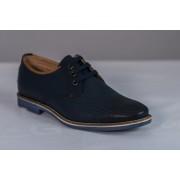 Pantof barbat LEOFEX cod 787 blue