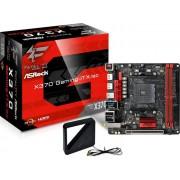 Matična ploča MB Asrock AM4 Fatal1ty X370 Gaming-ITX/ac, PCIe/DDR4/SATA3/GLAN/7.1/USB 3.1