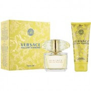 Versace Yellow Diamond coffret IX. Eau de Toilette 90 ml + leite corporal 100 ml