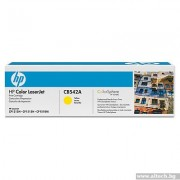 HP 125A Yellow Color LaserJet Print Cartridge (CB542A)