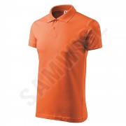 Tricou Polo Single J, bumbac 100%