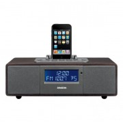 Asztali rádió iPod dokkolóval, távirányítóval, szintézeres, sztereó , WR-5