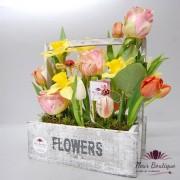 Ladita cu flori CTF003