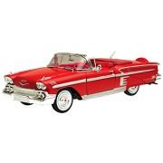 Motormax Rcr Series 1:24 Die Cast 1958 Chevy Impala