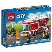 Lego Fire Ladder Truck, Multi Color