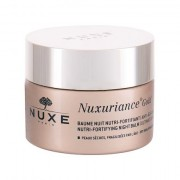 NUXE Nuxuriance Gold Nutri-Fortifying Night Balm crema notte per il viso per pelle secca 50 ml Tester donna
