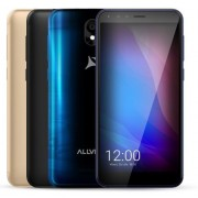 "Telefon mobil Allview A10 Lite 2019, Procesor Quad-Core 1.3 GHz, LCD Capacitive touchscreen 5.34"", 1GB RAM, 8GB FLASH, 8MP, Wi-Fi, 3G, Dual Sim, Android (Albastru) + Cartela SIM Orange PrePay, 6 euro credit, 6 GB internet 4G, 2,000 minute nationale si int"