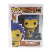 Funko Pop 140 Blanka De Street Fighter Thinkgeek Exclusive