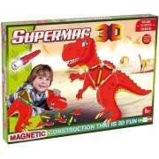Supermag 3D - Jucarie Cu Magnet T-Rez Supermag