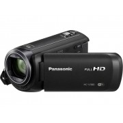 "Panasonic Videokamera Panasonic HC-V380EG-K 7.6 cm 3 "" 2.2 Megapixel Zoom (optisk): 50 x Svart"