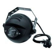 EuroLite LED PST-9W 6° Pin Tri Spot RGB DMX