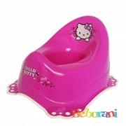 Mузикално гърне с гумирана основа, Hello Kitty
