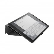 Speck Balance Folio Case - текстилен калъф и поставка за iPad Pro 10.5 (черен)