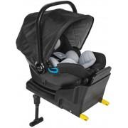 Baby Jogger City GO i-Size + Base Isofix + adaptadores Cybex, Bébé Confort y Maxi Cosi